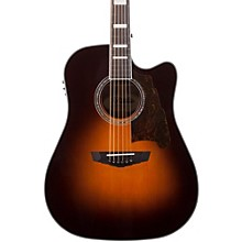Premier Bowery Acoustic-Electric Guitar Sunburst