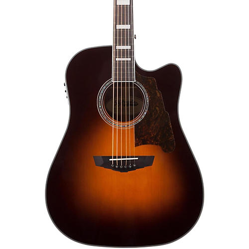 D'Angelico Premier Bowery Acoustic-Electric Guitar-thumbnail