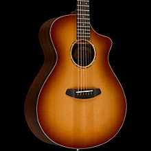 Breedlove Premier Concert Copper CE Sitka Spruce - East Indian Rosewood Acoustic-Electric Guitar Gloss Sunburst