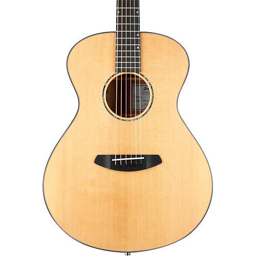 Breedlove Premier Concert Mahogany Acoustic-Electric Guitar Natural