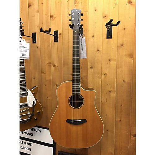 Breedlove Premier Dreadnought Acoustic Electric Guitar-thumbnail