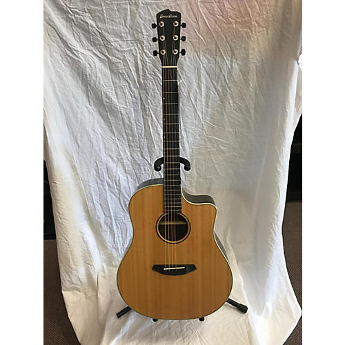 Breedlove Premier Dreadnought Acoustic Electric Guitar