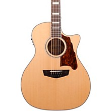 D'Angelico Premier Fulton 12-String Acoustic-Electric Guitar Level 1 Natural