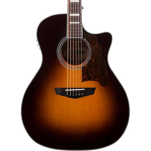 D'Angelico Premier Gramercy Acoustic-Electric Guitar-thumbnail