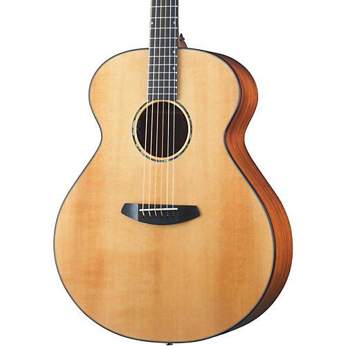 Breedlove Premier Jumbo Mahogany Acoustic-Electric Guitar Natural