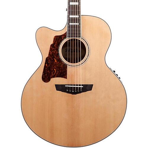 D'Angelico Premier Madison Left Handed Acoustic-Electric Guitar-thumbnail