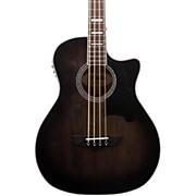 D'Angelico Premier Mott Acoustic-Electric Bass Guitar