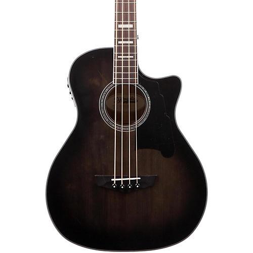 D'Angelico Premier Mott Acoustic-Electric Bass Guitar-thumbnail