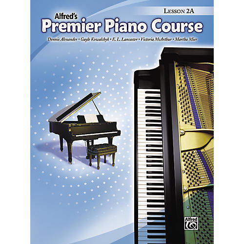 Alfred Premier Piano Course Lesson Book 2A-thumbnail