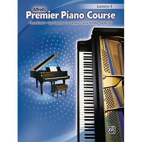 Alfred Premier Piano Course Lesson Book 5