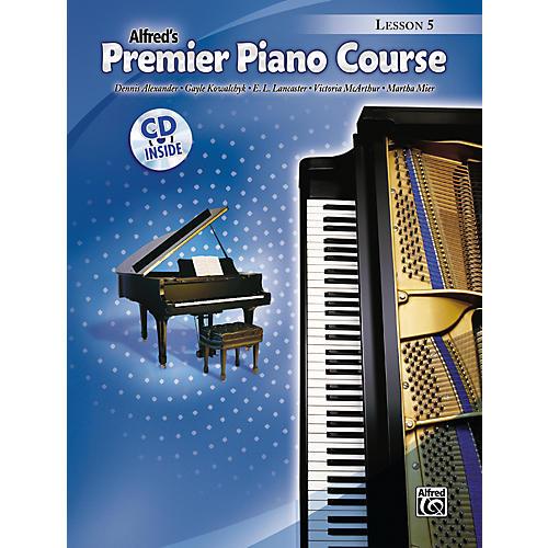 Alfred Premier Piano Course Lesson Book 5-thumbnail