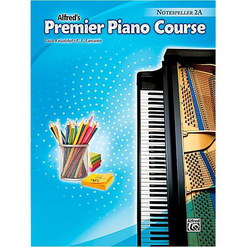 Alfred Premier Piano Course Notespeller Level 2A Book