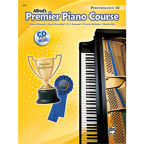 Alfred Premier Piano Course Performance Book 1B Book 1B & CD-thumbnail