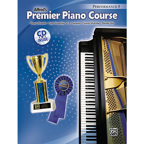 Alfred Premier Piano Course Performance Book 5-thumbnail