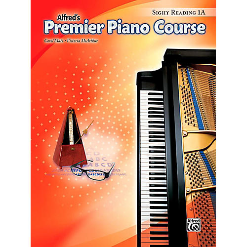 Alfred Premier Piano Course Sight Reading Level 1A Book-thumbnail
