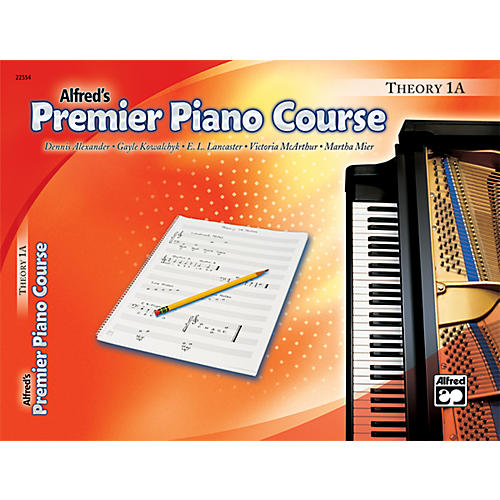 Alfred Premier Piano Course Theory Book 1A-thumbnail