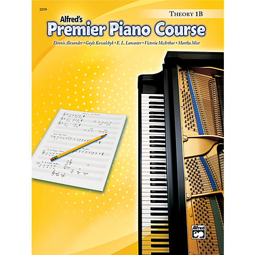Alfred Premier Piano Course Theory Book 1B-thumbnail
