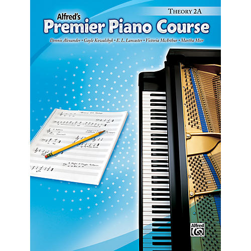 Alfred Premier Piano Course Theory Book 2A-thumbnail