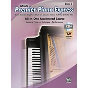 BELWIN Premier Piano Express, Book 3 Book, CD-ROM & Online Audio & Software Level 3-4