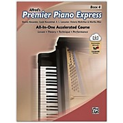 BELWIN Premier Piano Express, Book 4 Book & Online Audio & Software Level 5-6