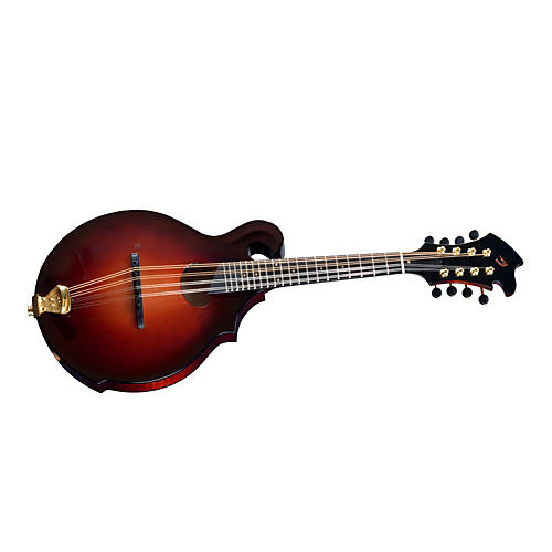 Breedlove Premier Series Apex Mandolin Red Toner Burst