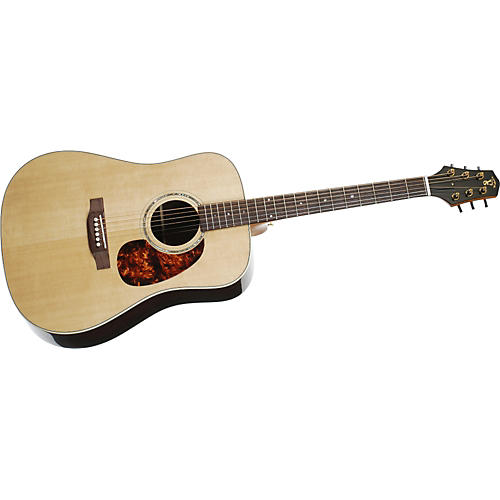 Voyage-Air Guitar Premier Series VAD-2  Full-Size Folding Dreadnought Acoustic Guitar-thumbnail
