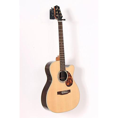 Voyage Air Premier Series VAOM-2C Full-Size Folding Orchestra Model Acoustic Guitar