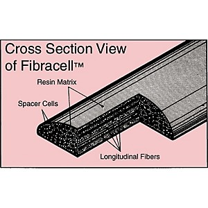 Fibracell Premier Synthetic Bass Clarinet Reed by Fibracell