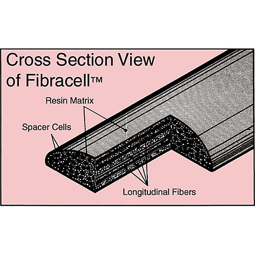 Fibracell Premier Synthetic Bb Clarinet Reed Strength 3.5
