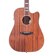 Premiere Riverside Cutaway Dreadnought Acoustic-Electric Guitar Mahogany