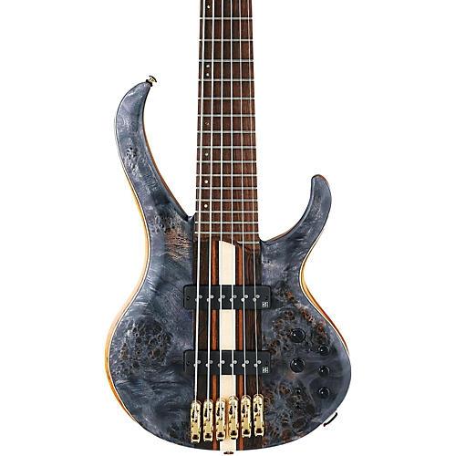 Ibanez Premium BTB1606E 6 String Bass Deep Twilight Flat