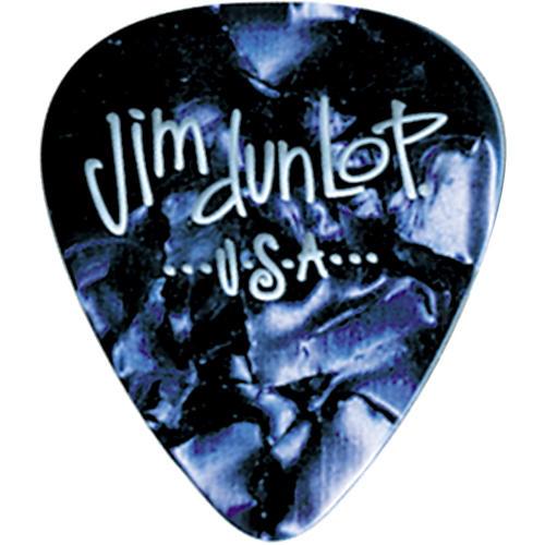 Dunlop Premium Celluloid Classic Guitar Picks 1 Dozen-thumbnail