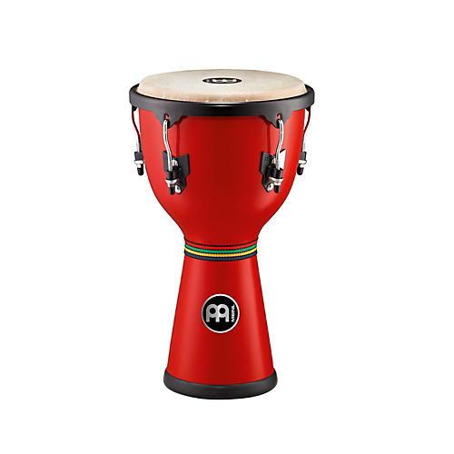 Meinl Premium Fiberglass Dancing Djembe Red 12 in. x 22.75 in.