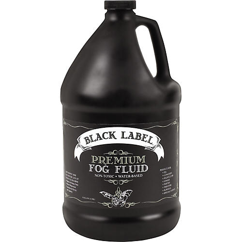 Black Label Premium Fog Fluid