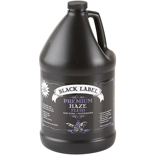 Black Label Premium Haze Juice 1 gal.