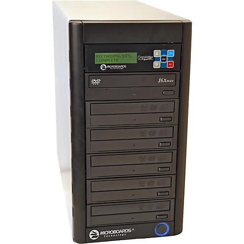 Microboards Premium PRM-516 DVD Tower Copier-thumbnail