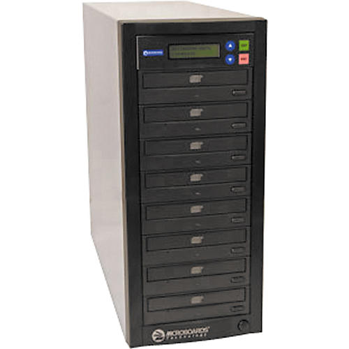 Microboards Premium PRM PRO-716 DVD Tower Copier