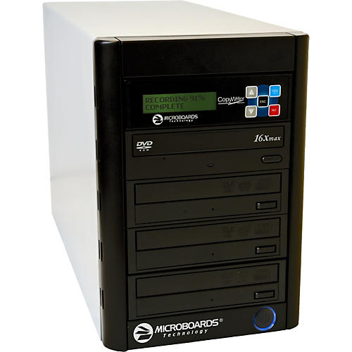 Microboards Premium PRM Pro-316 DVD Tower Copier-thumbnail