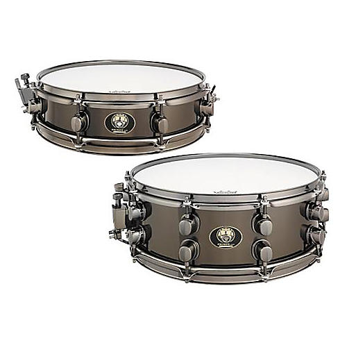 Mapex Premium Series Black Panther Brass Snare Drum