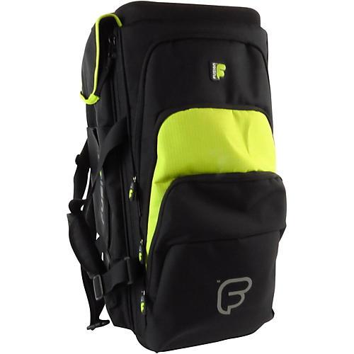 Fusion Premium Triple Trumpet Bag Lime