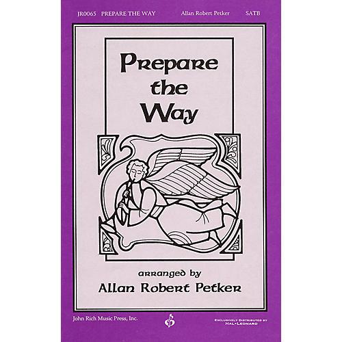 Pavane Prepare the Way SAB Arranged by Allan Robert Petker