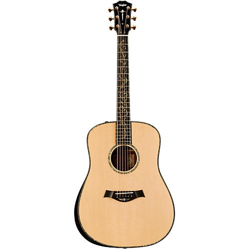 Taylor Presentation Series 2014 PS10e Dreadnought Acoustic-Electric Guitar Natural