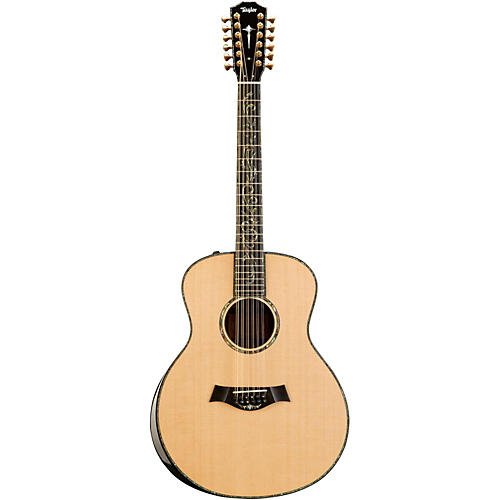 Taylor Presentation Series 2014 PS56e 12-String Grand Symphony Acoustic-Electric Guitar Natural