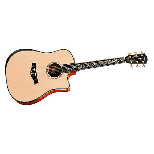 Taylor Presentation Series Dreadnought Acoustic-Electric Guitar Cocobolo