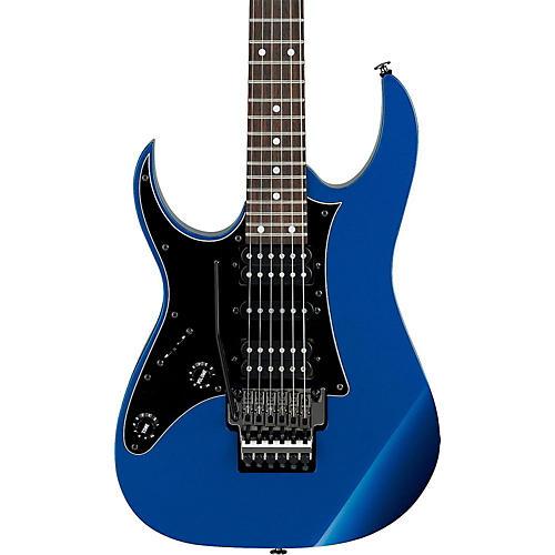 Ibanez Prestige RG Series RG655L Left-Handed 6-String Electric Guitar Cobalt Blue Metallic-thumbnail
