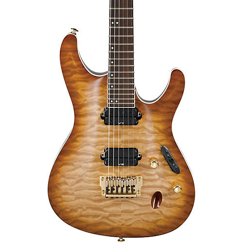 Ibanez Prestige S Series 6-String Quilted Maple Top Electric Guitar-thumbnail