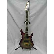Ibanez Prestige S5527qfx Solid Body Electric Guitar