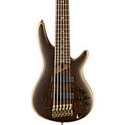 Ibanez Prestige SR5006 6-String Electric Bass Guitar