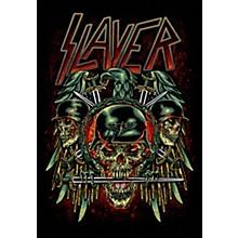 Slayer Prey on Background T-Shirt