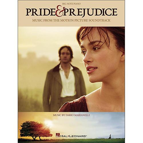 Hal Leonard Pride & Prejudice for Big Note Piano-thumbnail